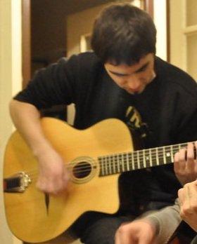 prof de guitare acoustique guitare lectrique professeur de guitare acoustique guitare. Black Bedroom Furniture Sets. Home Design Ideas
