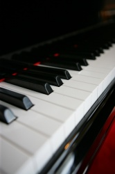 Clavier, Composition, Piano